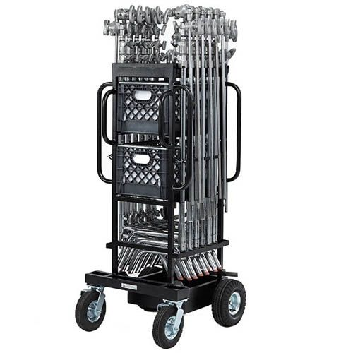 C Stand Mini Cart Ge 13 Mini Backstage And Magliner Tv