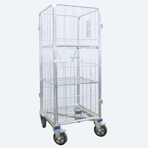 4 Sided Z-Frame Roll Cage - Backstage and Magliner TV and Film Carts